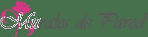 Murales de Pared. Murales y vinilos adhesivos de pared para decoración Logo