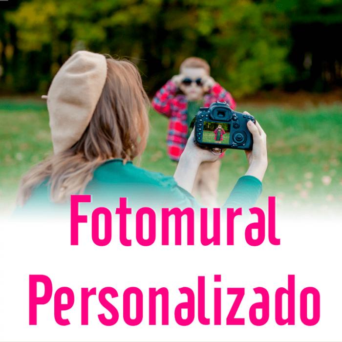 Fotomural personalizado