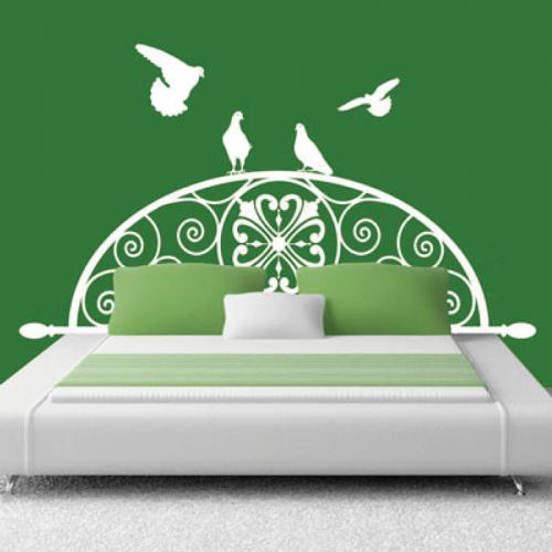 Simulacion montaje cabecero de cama