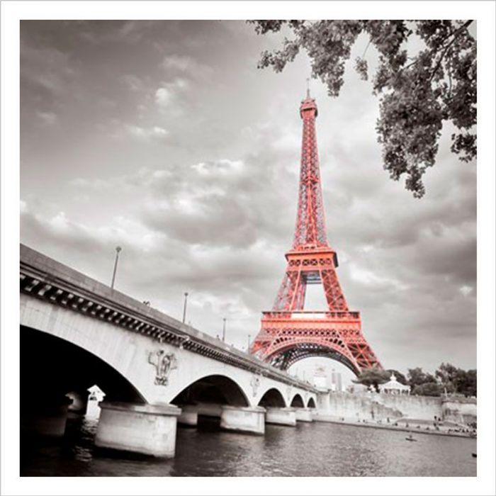 Fotomurales pared: Torre Eiffel