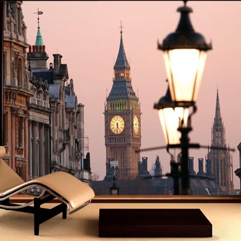 Simulacion Big Ben Londres