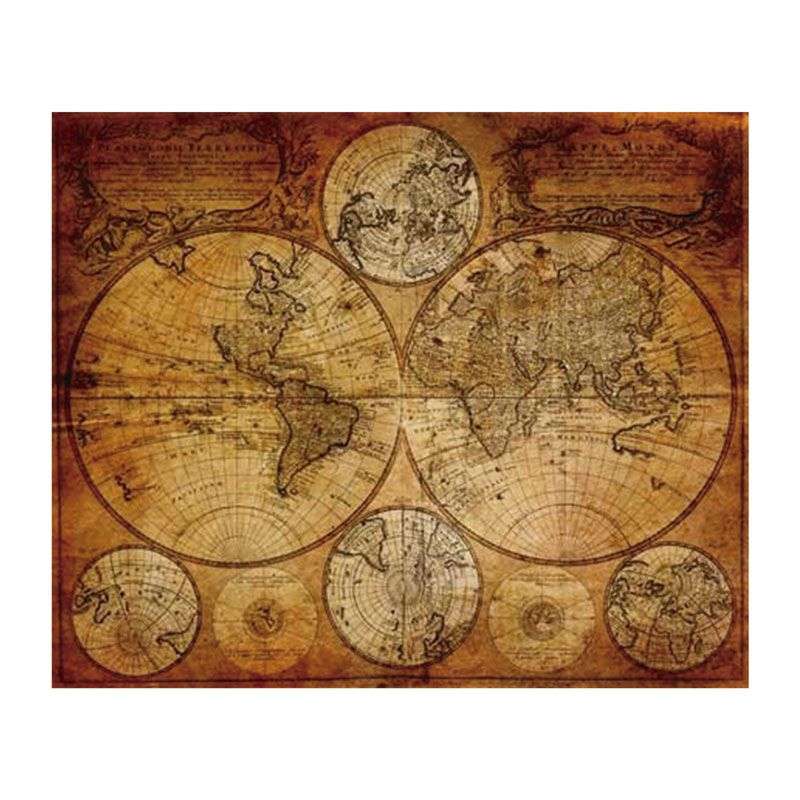 papel de pared mapa del mundo