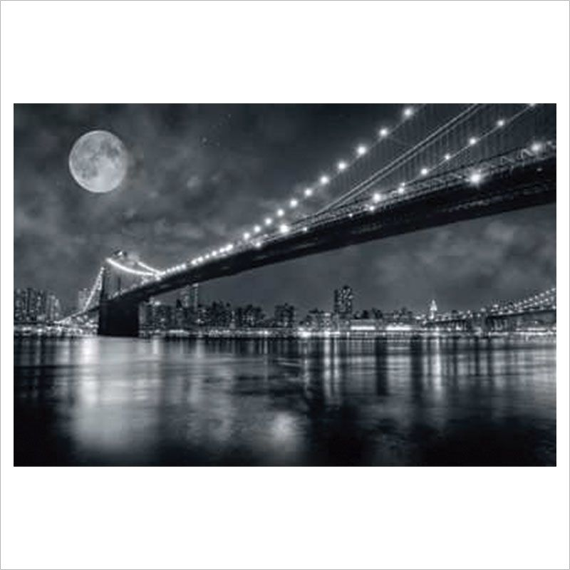 papel pared puente brooklyn