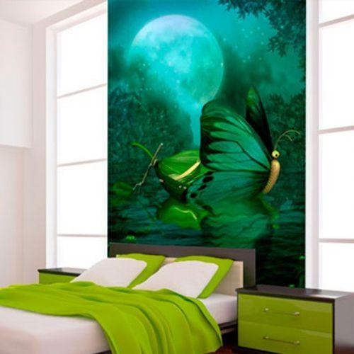 Simulación Mariposa fantasia