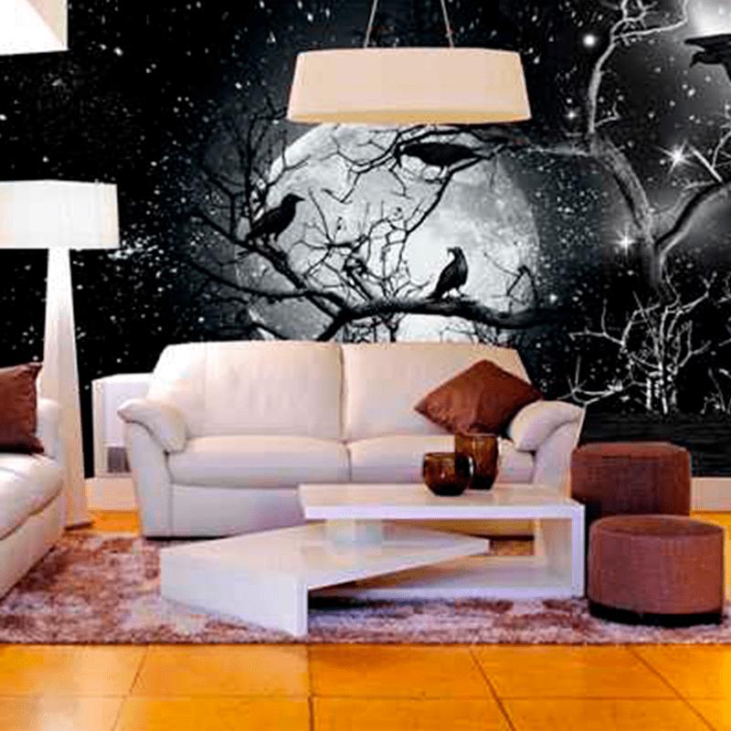 Simulacion tuis sobre la luna