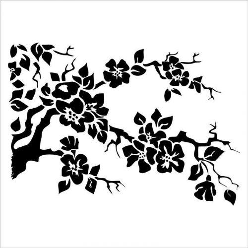 vinilos decorativos ramas de arboles