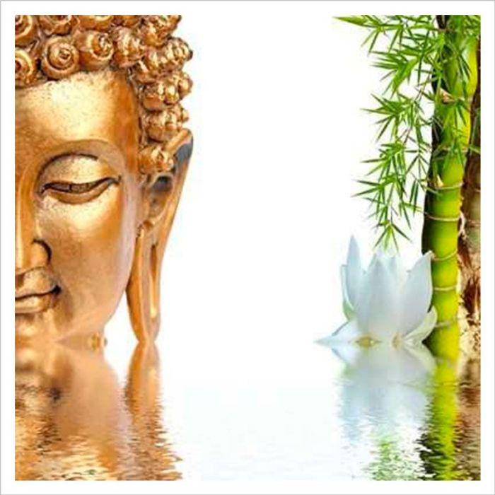 decoracion zen buda