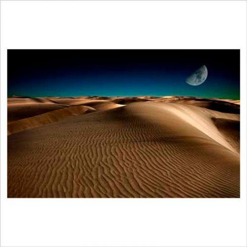 fotomural habitacion desierto