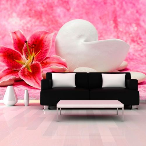 Simulacion caracola y flor