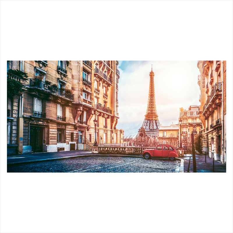 Fotomurales de ciudades para pared: París