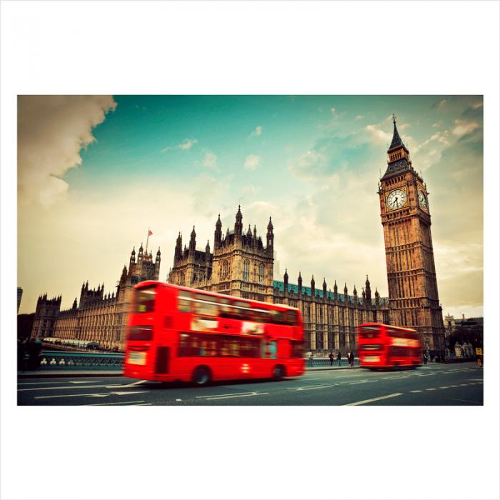 papel mural ciudades. Londres Big Ben