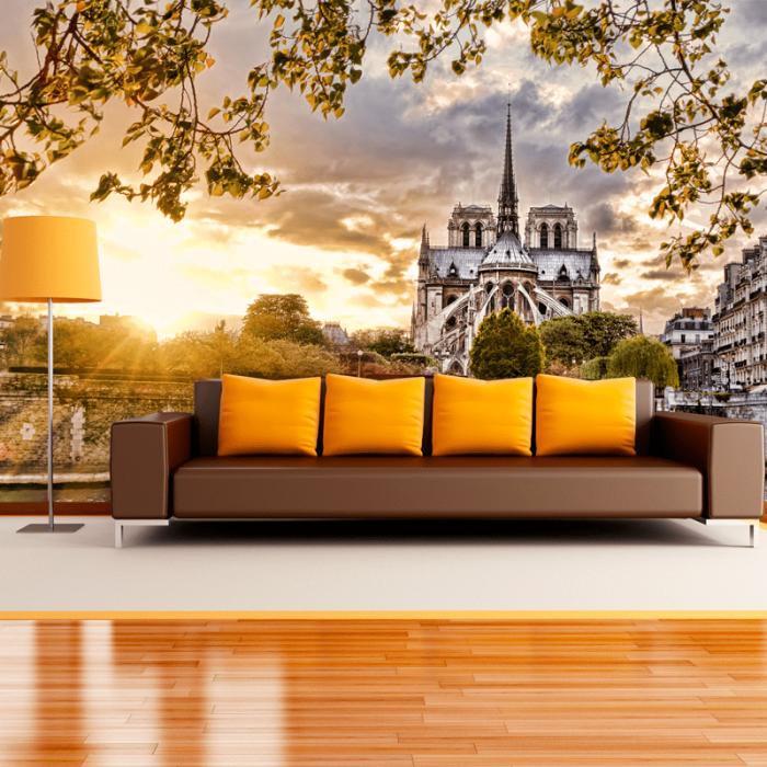 Simulacion colocacion Paris: Notre Dame