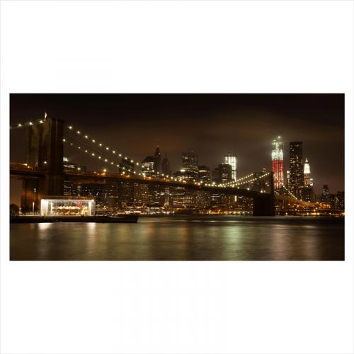 Poster gigantes de ciudades, puente de brooklyn