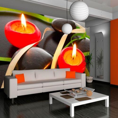 Simulacion velas decorativas