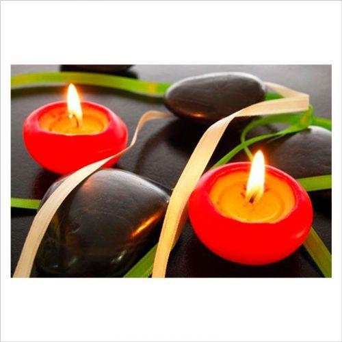 vinilos zen, velas decorativas
