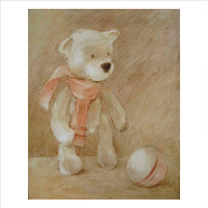 papel pintado habitaciones infantiles teddy