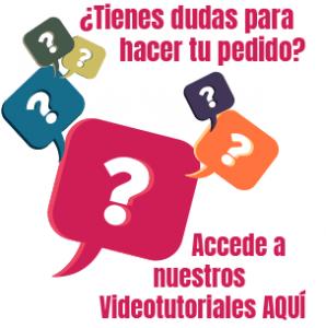 Accede a nuestros Videotutoriales