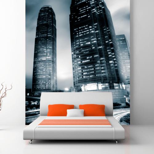 Simulacion Rascacielos de Nueva York
