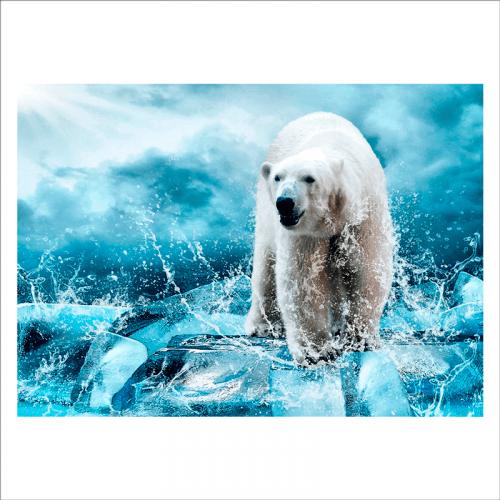 mural oso