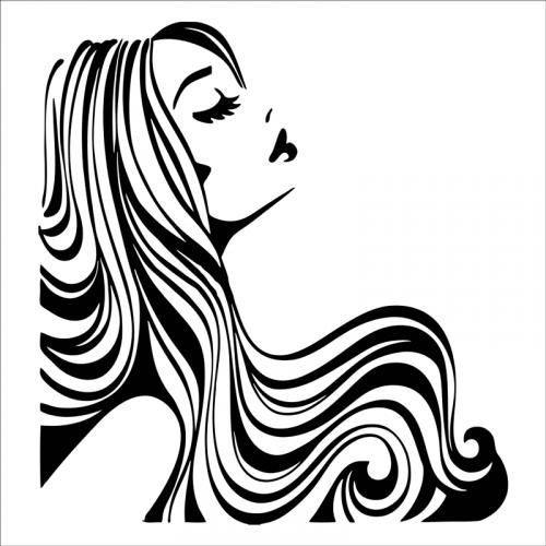 vinilo decorativo peluquerias