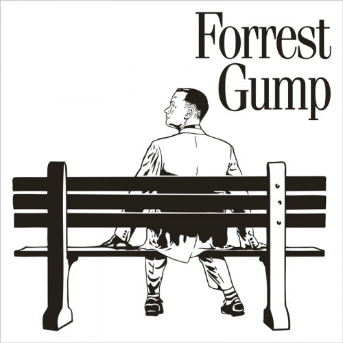 vinilo forest gump