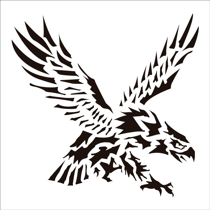 vinilo de animales salvajes: Aguila