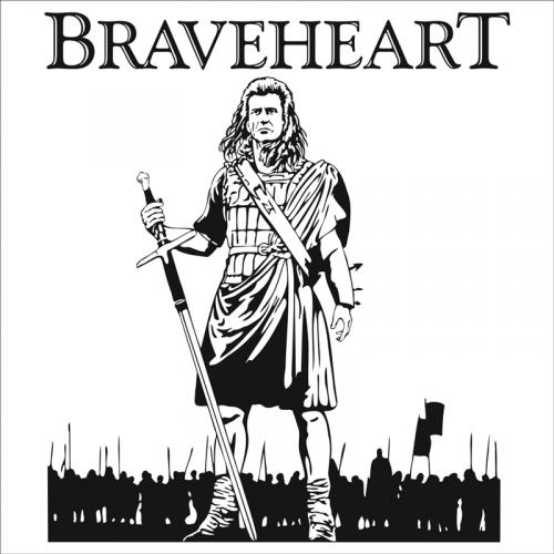 vinilos de cine: Braveheart