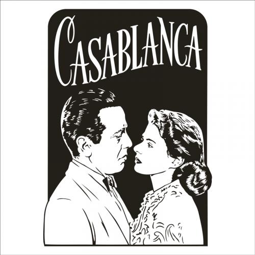 vinilos de peliculas: Casablanca