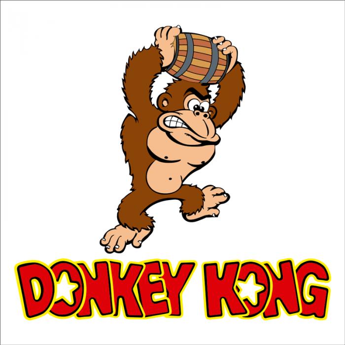 juego donkey kong