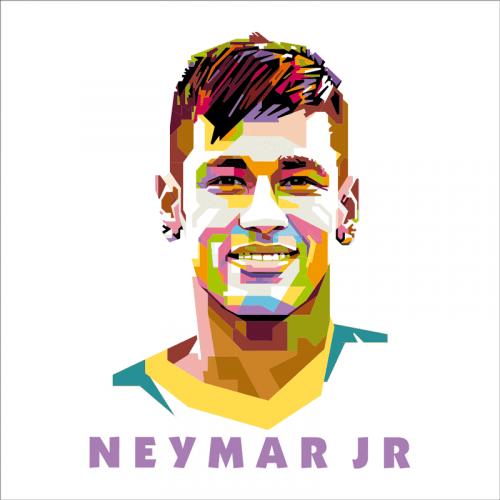 vinilo neymar