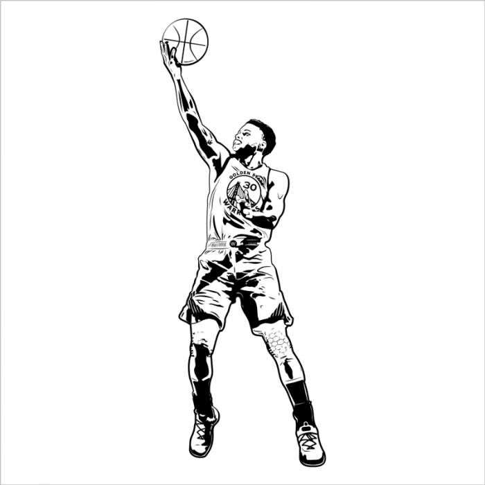 curry baloncesto