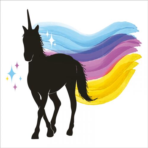 vinilo de unicornio