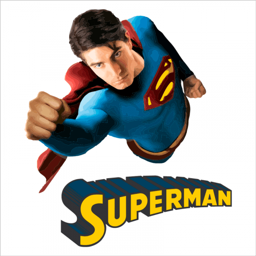 vinilo superman