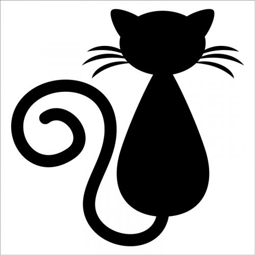 vinilo gato