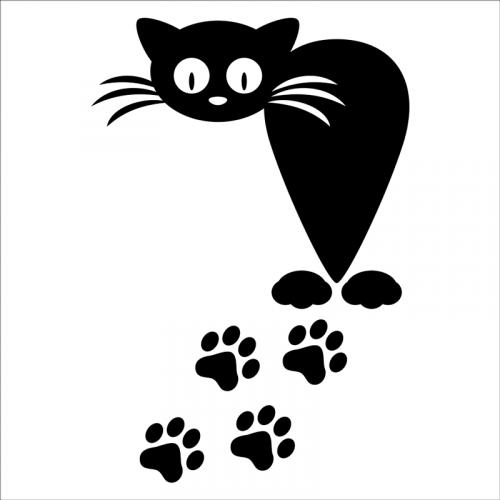 vinilo gatos