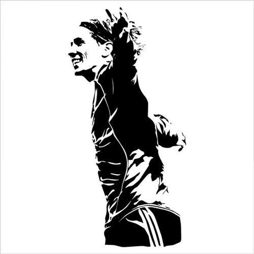 Imagen para vinilo decorativo de pared Fernando Torres